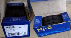 Статьи: Замена передних тормозных колодок на Toyota RAV 4