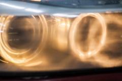 Фары не в состоянии эффективно освещать дорожное полотно