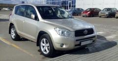 Сход-развал на примере Toyota RAV 4