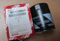 Оригинальный масляный фильтр Toyota 9091520004
