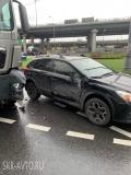 Фотография повреждений автомобиля