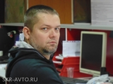 менеджер отдела запчастей Сергей Михеев