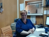 кассир Наталья Данилова